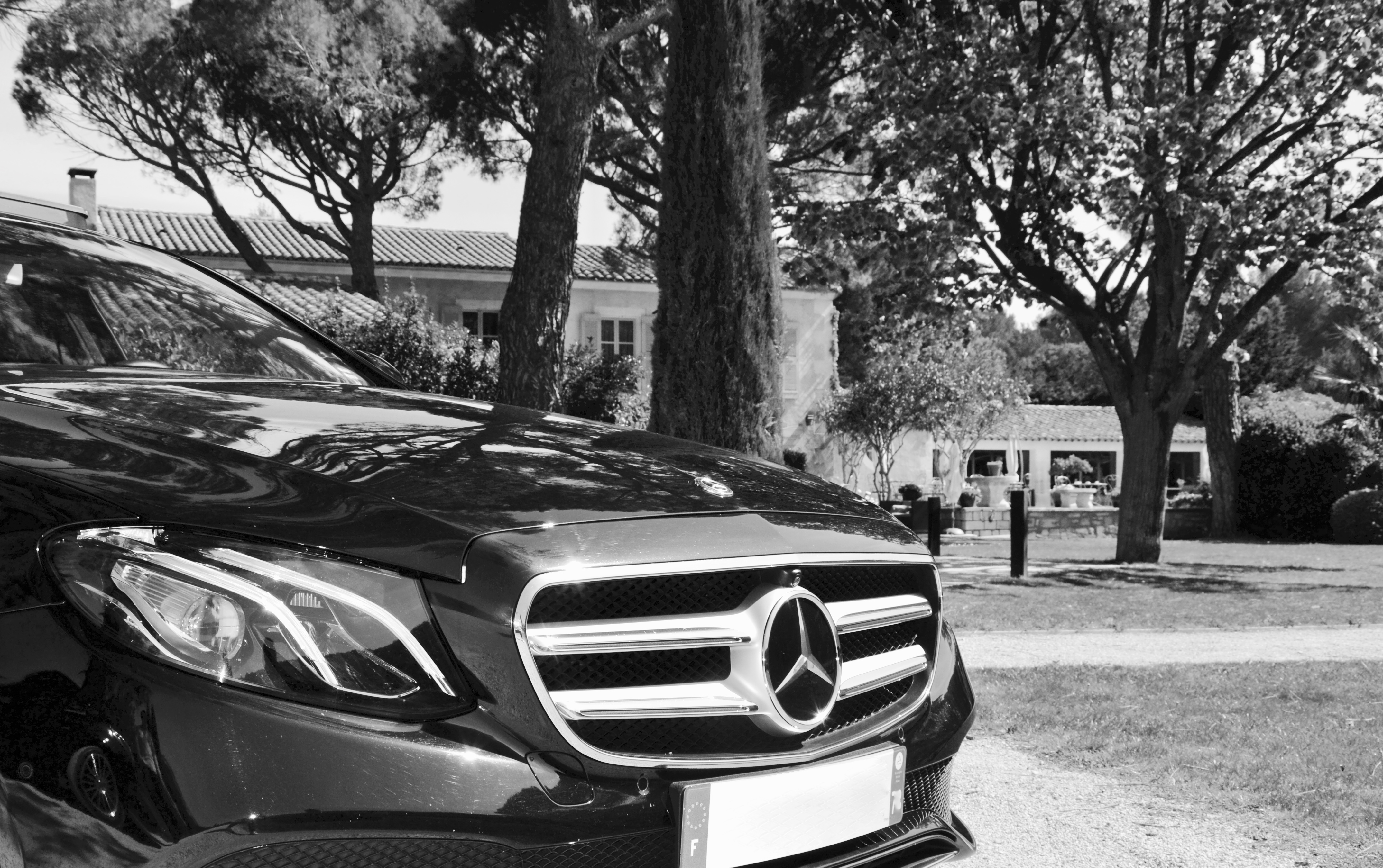 Private DRIVER - Mercedes Classe E